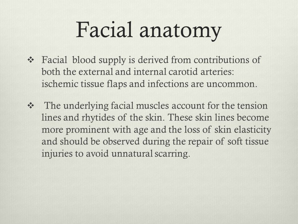 Middle third examination  The examination of the nose includes the nasal bone, the septum, and the cartilage.