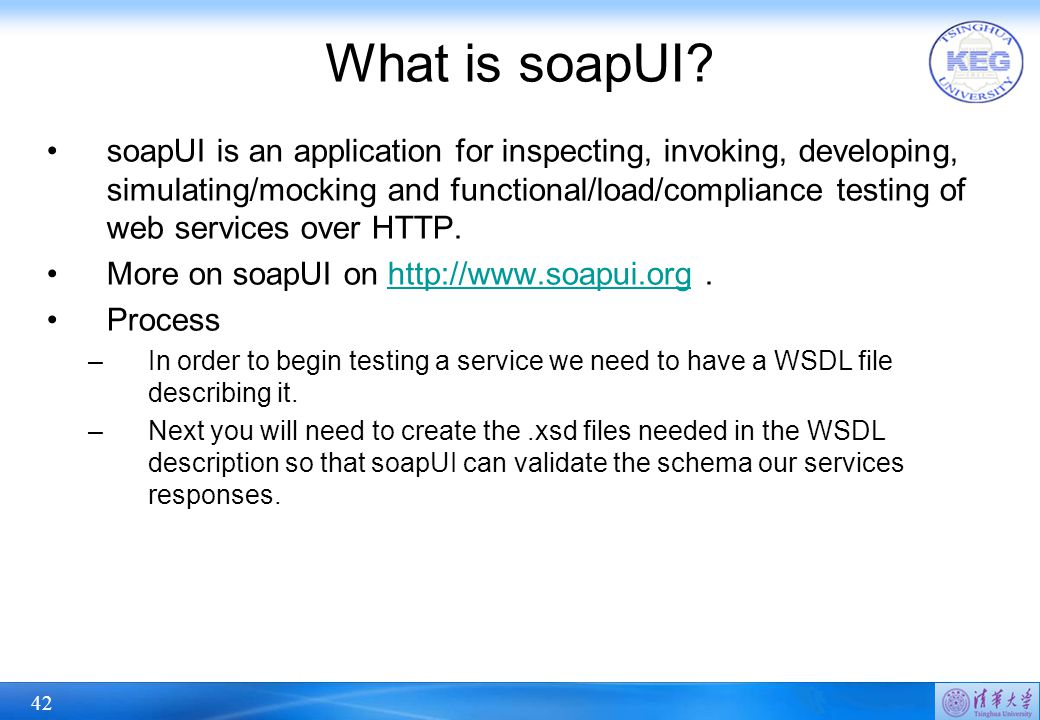 42 What is soapUI.