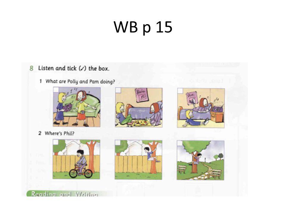 WB p 15