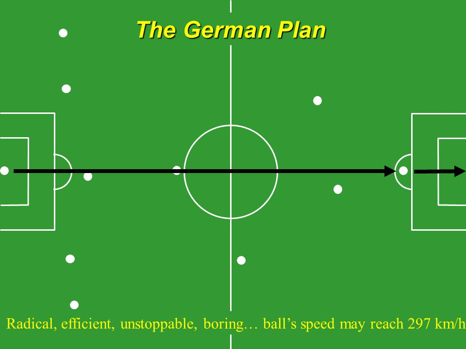 The German Plan Radical, efficient, unstoppable, boring… ball's speed may reach 297 km/h