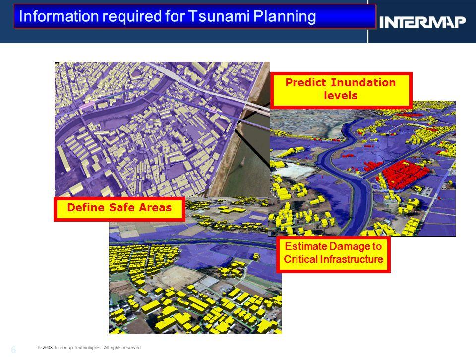 17 Tsunami Simulation Tsunami wave simulation near coast of Kobi Japan
