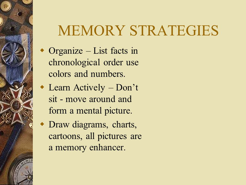 Essays and Subjective Exams Make a rough outline – list main thoughts. Organize paragraphs based on information. Select topic sentence headings. Write