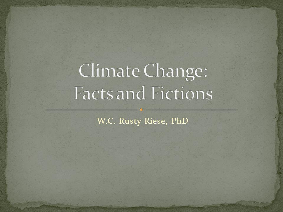 W.C. Rusty Riese, PhD