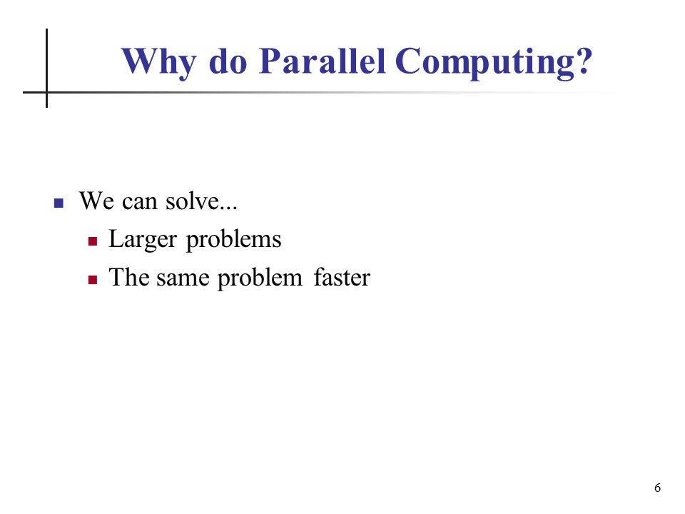 GENERAL CHARACTERISTICS: Shared memory parallel computers vary widely, but generally have in common the ability for all processors to access all memory as global address space.