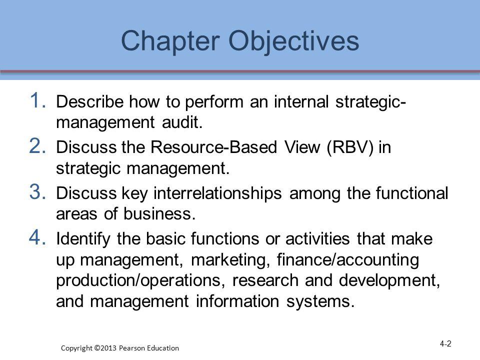 A Summary of Key Financial Ratios 4-33 Copyright ©2013 Pearson Education