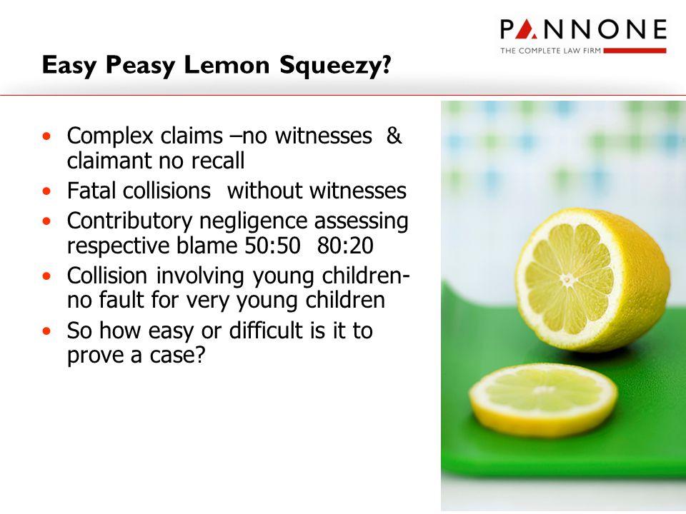 Easy Peasy Lemon Squeezy.