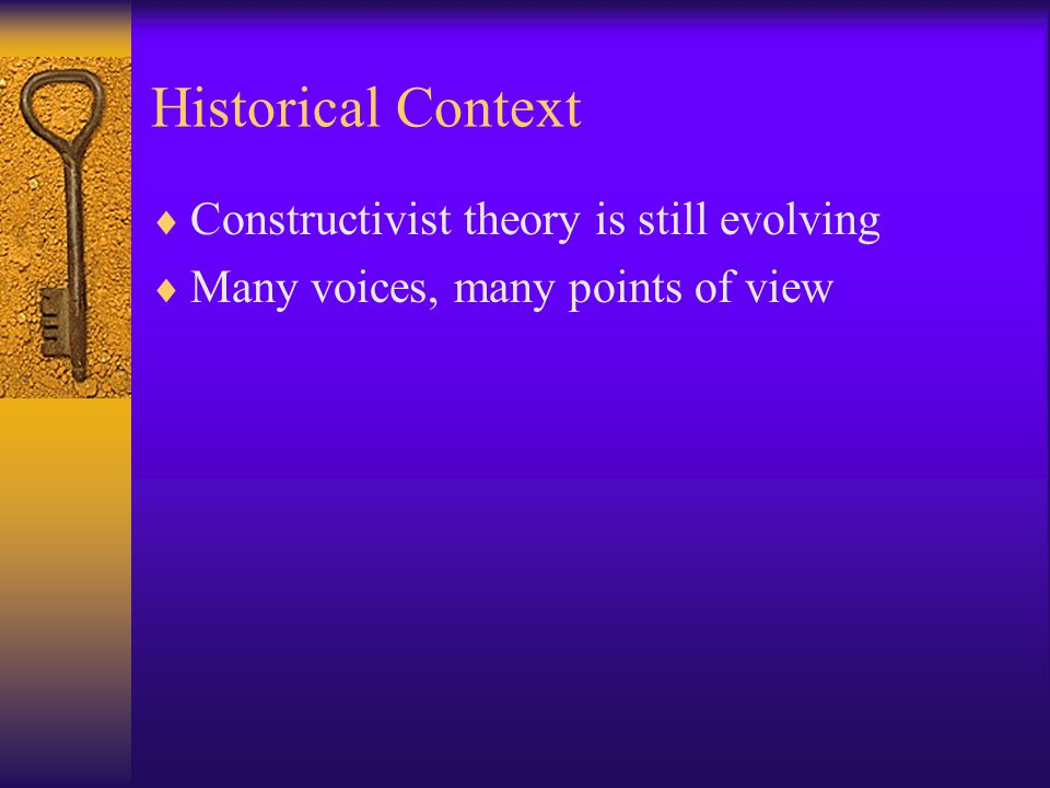 Sources and Forms of Constructivist Theory and Therapy  Milton Erickson –Strategic hypnotherapy –Solution-based  Palo Alto and Italy –DBCP –MRI –Milan Center