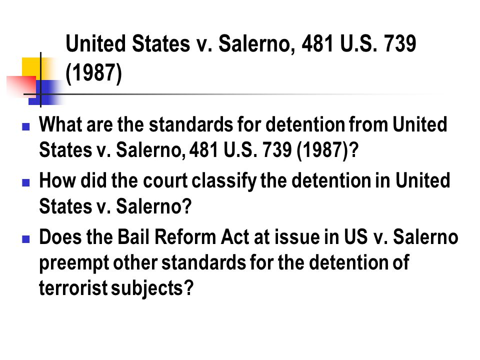 Conditions of Confinement The Plaintiff was not provided with adequate food and lost 40 pounds while in custody.