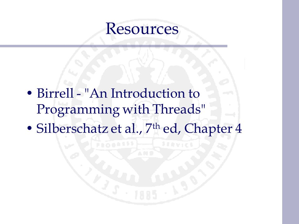 Resources Birrell -