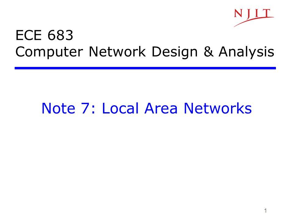 2 Outline Overview of LANs Ethernet 802.11 Wireless LAN LAN Bridges