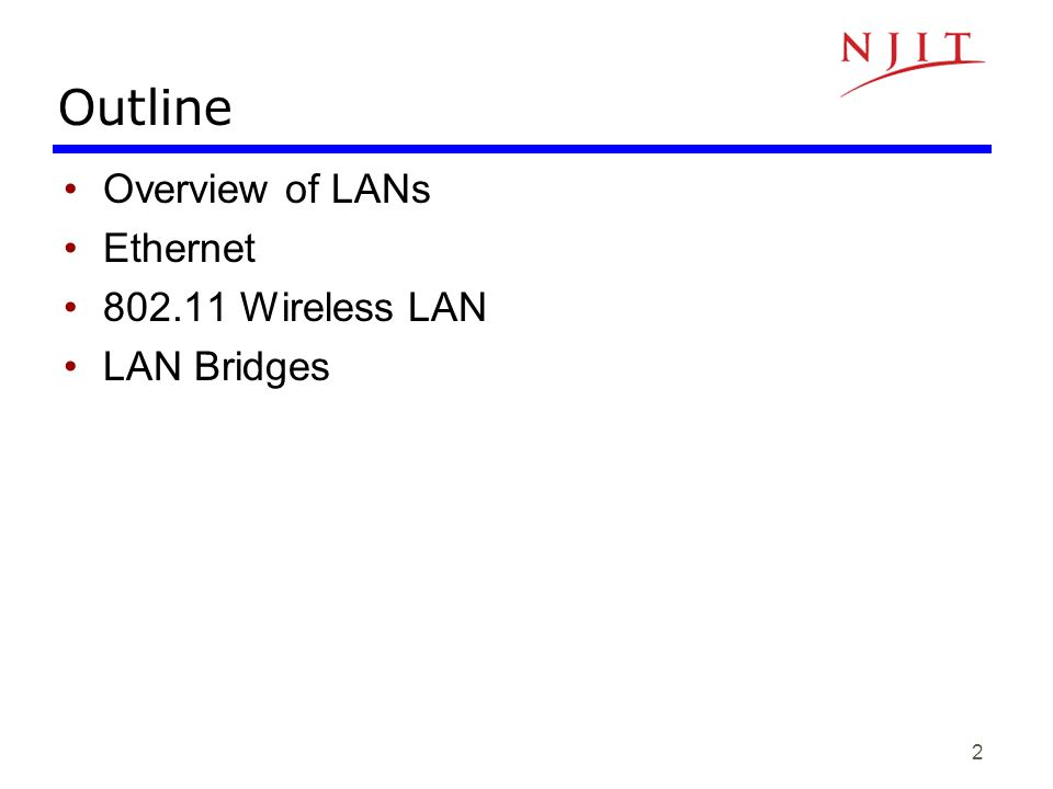 3 What is a LAN.