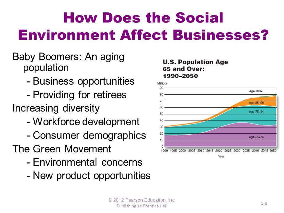 How Does the Social Environment Affect Businesses.