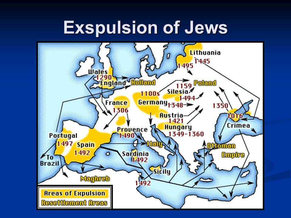 Exspulsion of Jews