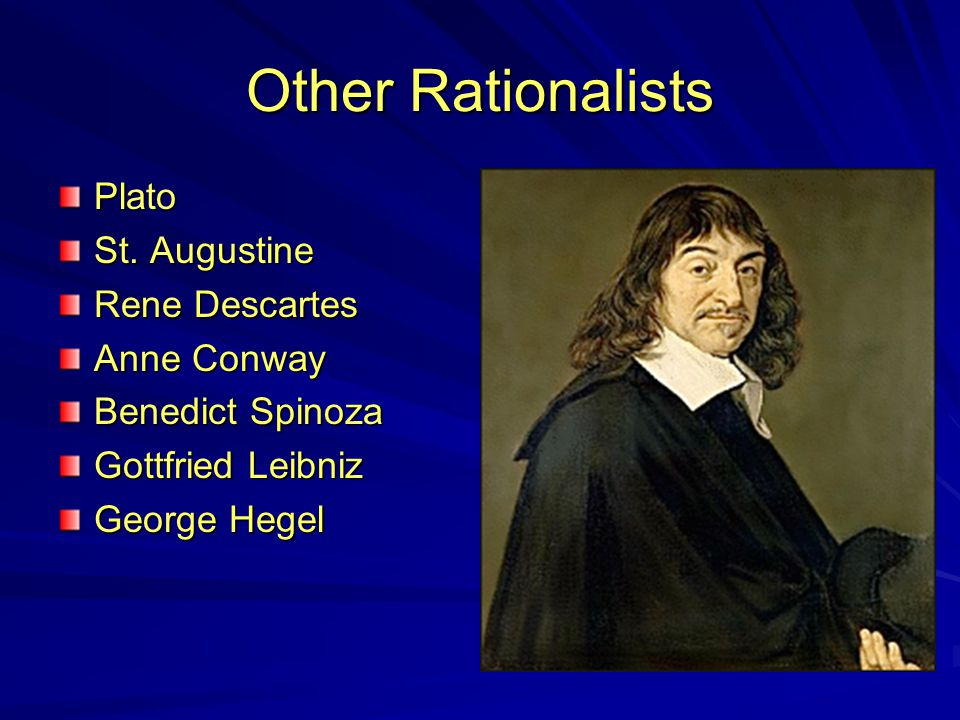 Other Rationalists Plato St.