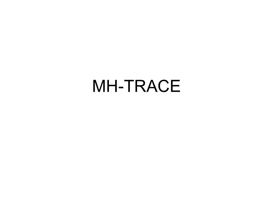 MH-TRACE
