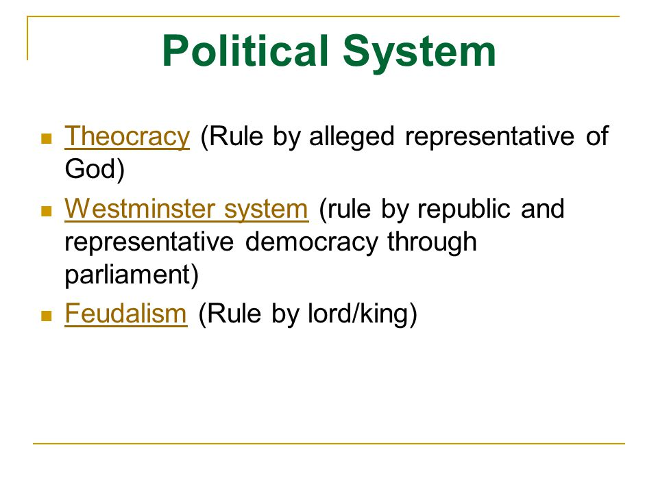 Political System Democracy The word democracy derives from the ancient Greek dēmokratia (literally, ruled by the people) formed from the roots dēmos, people, the mob, the many and kratos rule or power .