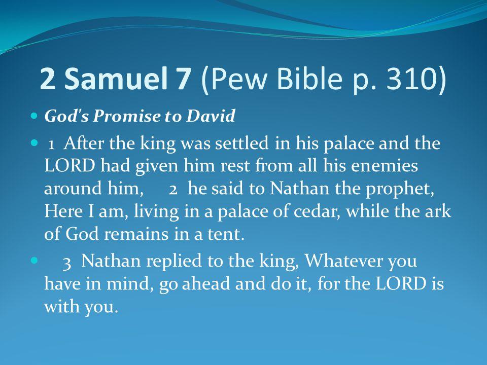 Psalm 127:1-5* (p.