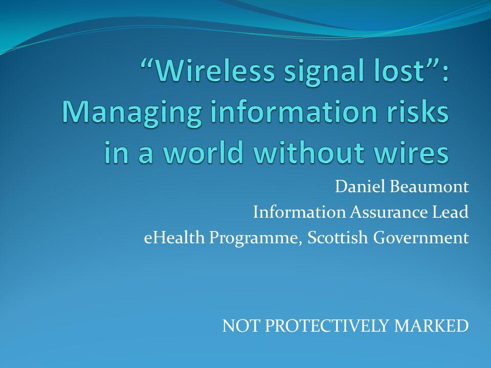 Who should do information risk assessment.