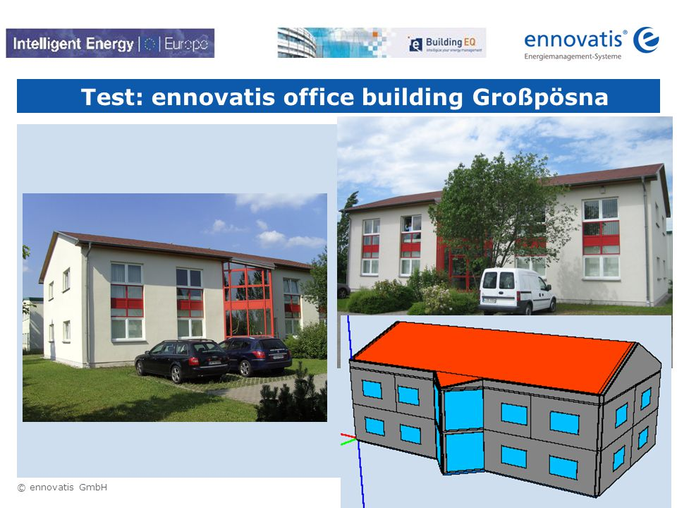 © ennovatis GmbH 14 Thank you very much for your attention ennovatis GmbH Stammheimerstr.