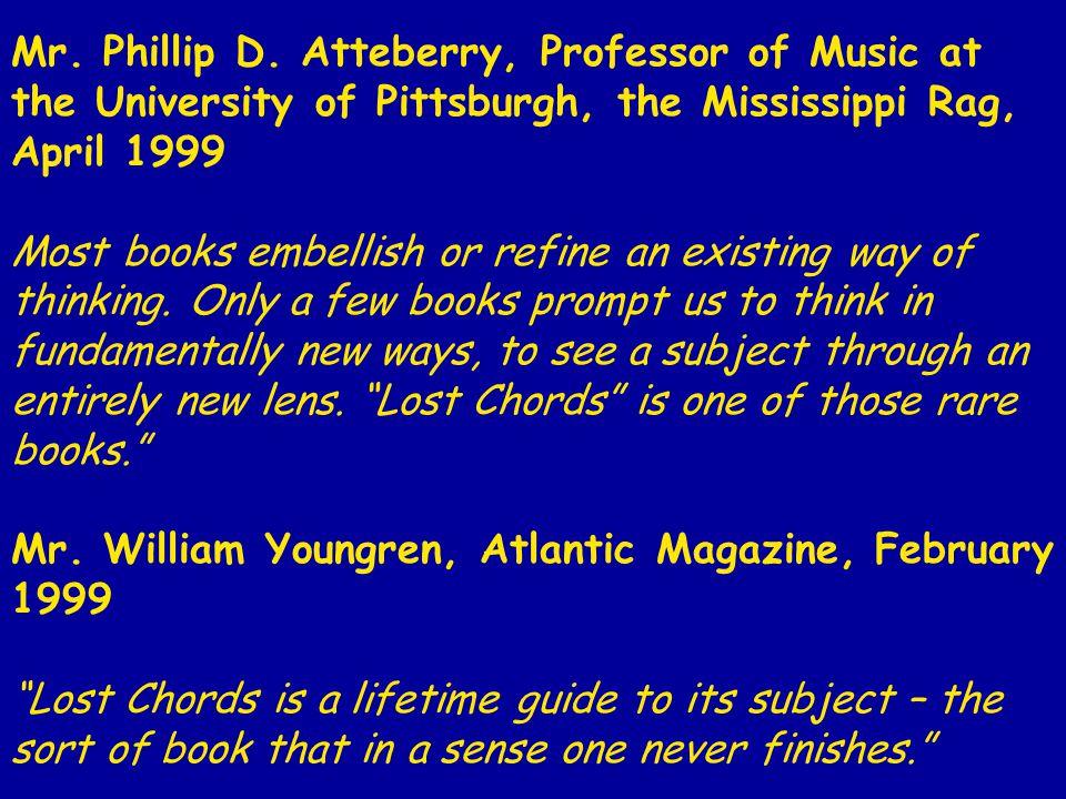 Mr.Phillip D.