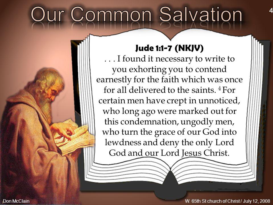 Jude 1:1-7 (NKJV)...