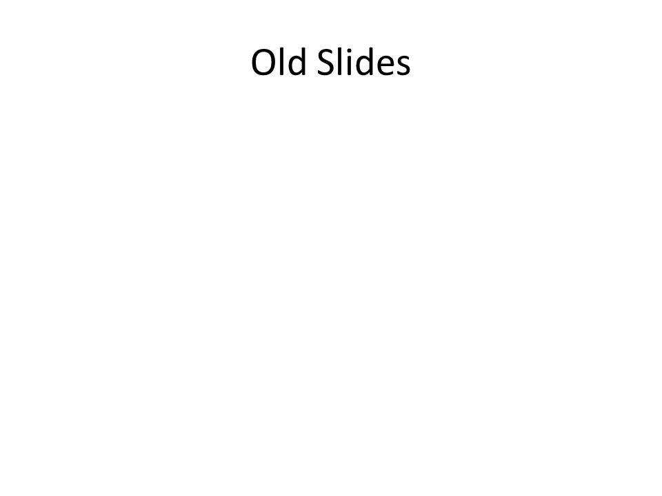 Old Slides