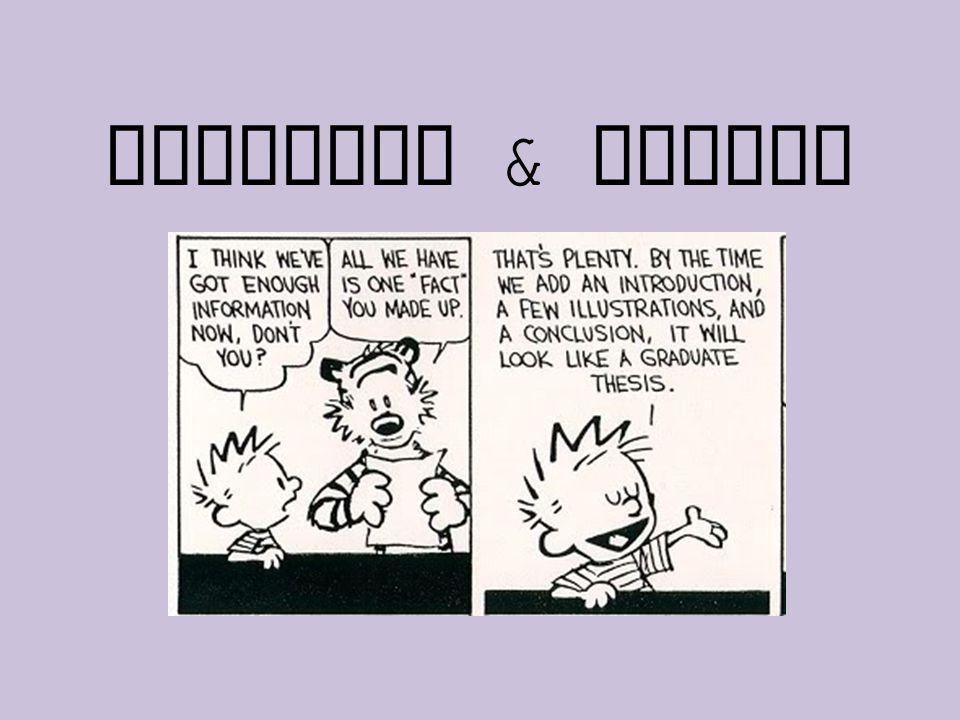 Argument & Reason