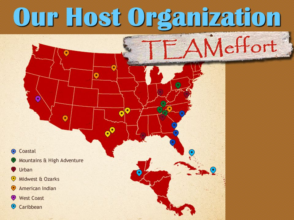 Our Host Organization