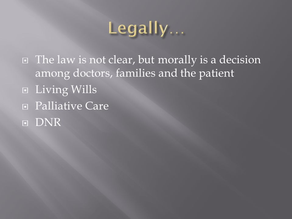  Euthanasia is categorized in different ways, which include voluntary, non-voluntary, or involuntary.