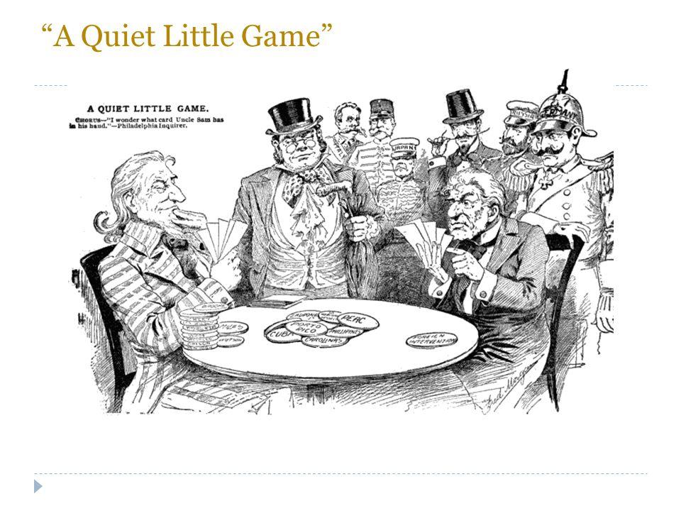 """A Quiet Little Game"""