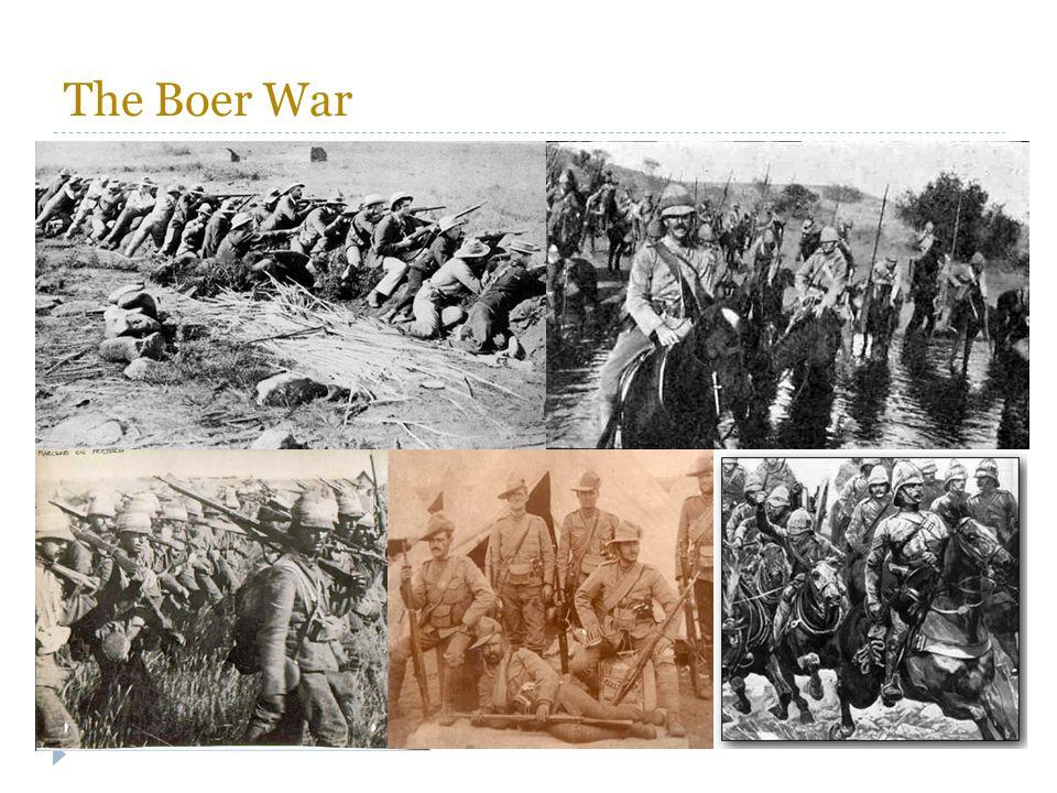 The Boer War