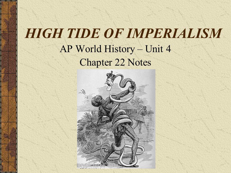 Economic Problems Monroe Doctrine (1823) Economic Imperialism.