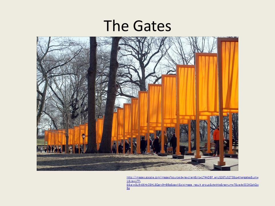 http://images.google.com/images?sourceid=navclient&rlz=1T4ADBF_enUS267US273&q=the+gates&um= 1&ie=UTF- 8&ei=GU9vS6HvO8HL8Qarx9mBBg&sa=X&oi=image_result