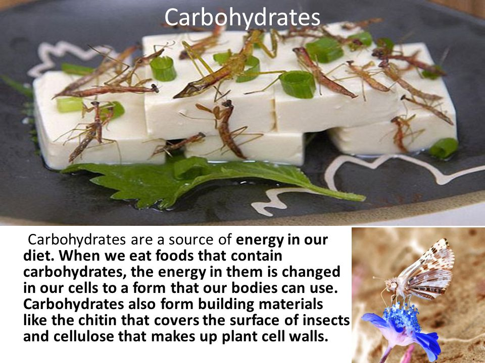 Carbohydrate The empirical or simplest formula of any carbohydrate is (CH 2 O) n.