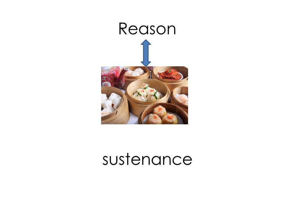 Reason justice