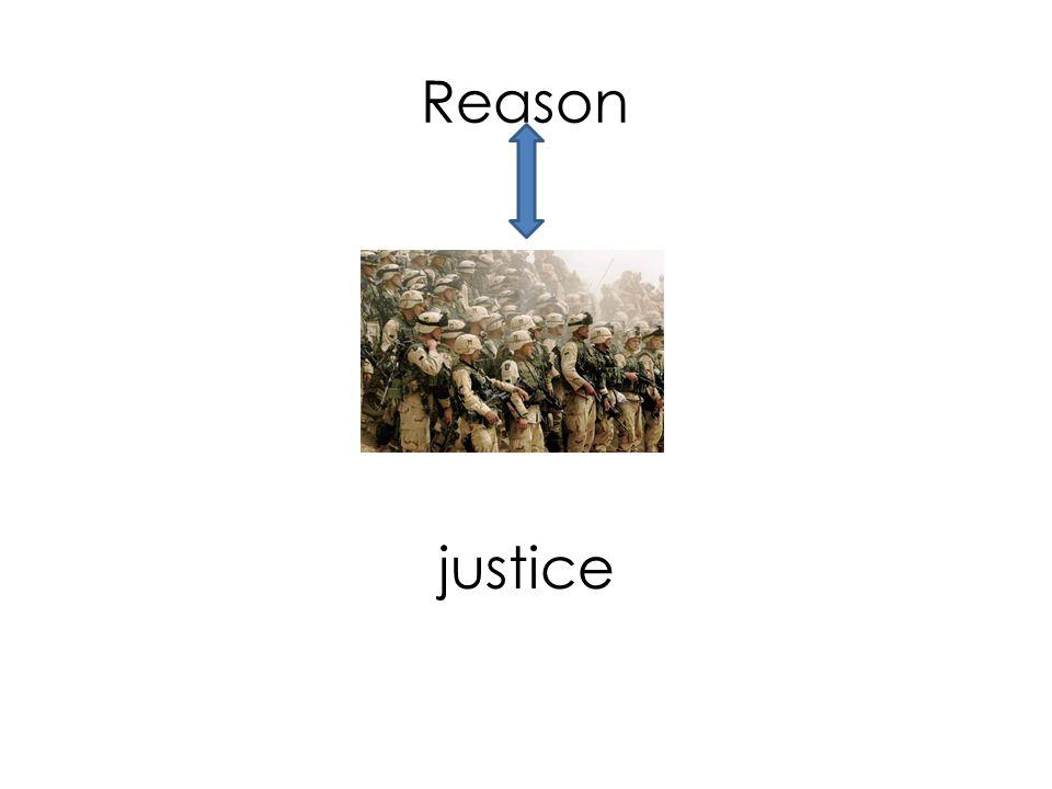Reason value of life