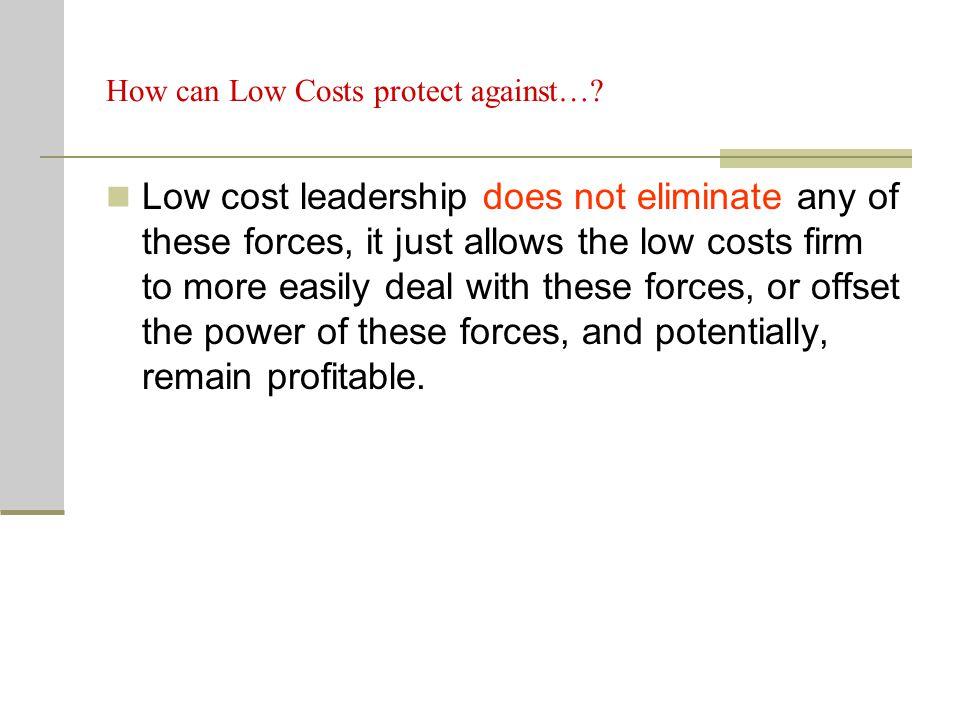 Focus Strategy – Types Focused cost leadership strategy Focused differentiation strategy