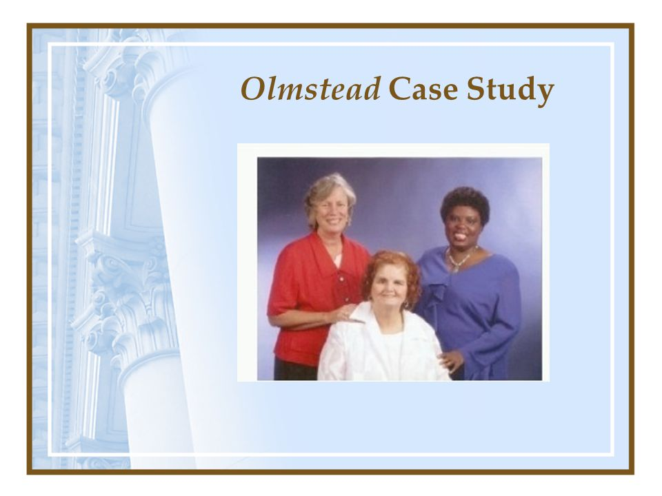 Omstead: The Case