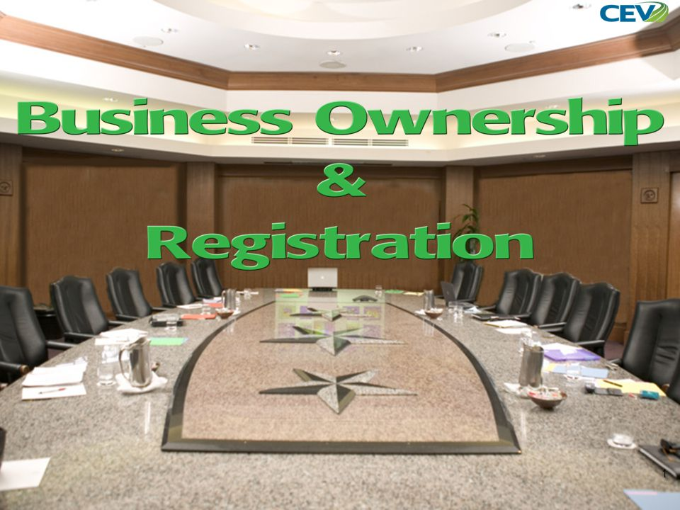 1.To examine the steps to the process of becoming a business owner.