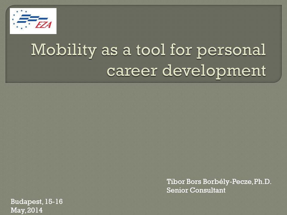 Budapest, 15-16 May, 2014 Tibor Bors Borbély-Pecze, Ph.D. Senior Consultant