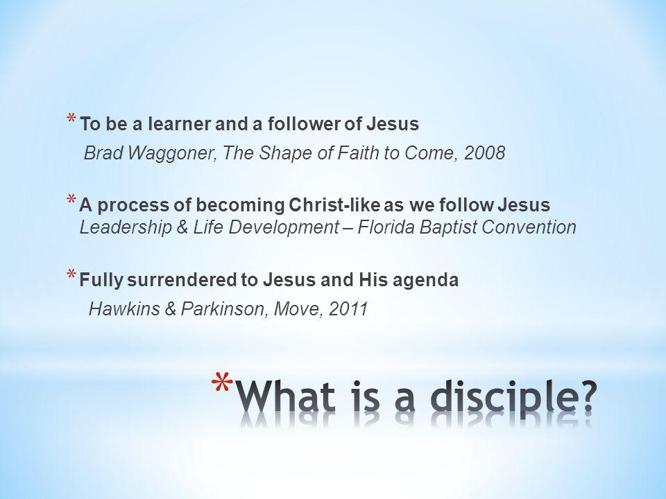 Spiritual Formation Inventory – In 2008, Brad J.