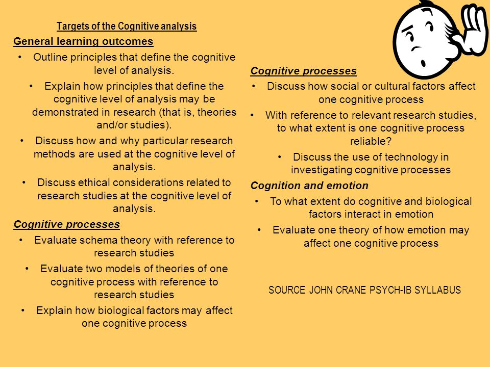OUR TARGETS COGNITIVE LECTURE Memory and the Brain –THINKING –PROBLEM SOLVING –EMOTIONS AND MOTIVATIO N LECTURE