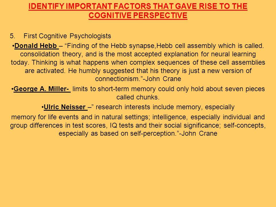 OUR TARGETS COGNITIVE LECTURE –FALSE MEMORIES –FACE RECOGNITION