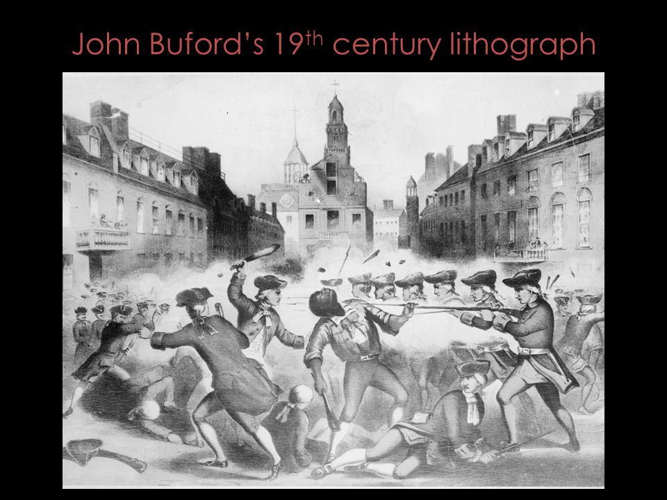 John Buford's 19 th century lithograph