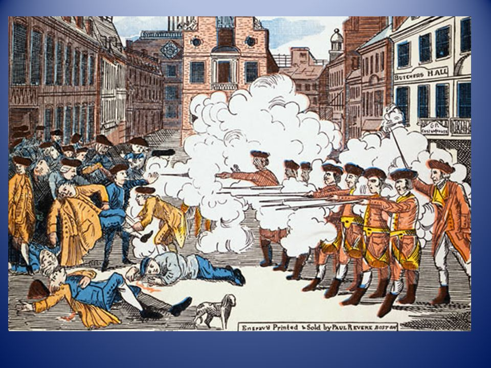 So What Really Happened.The colonial and British have different perspectives on this event.