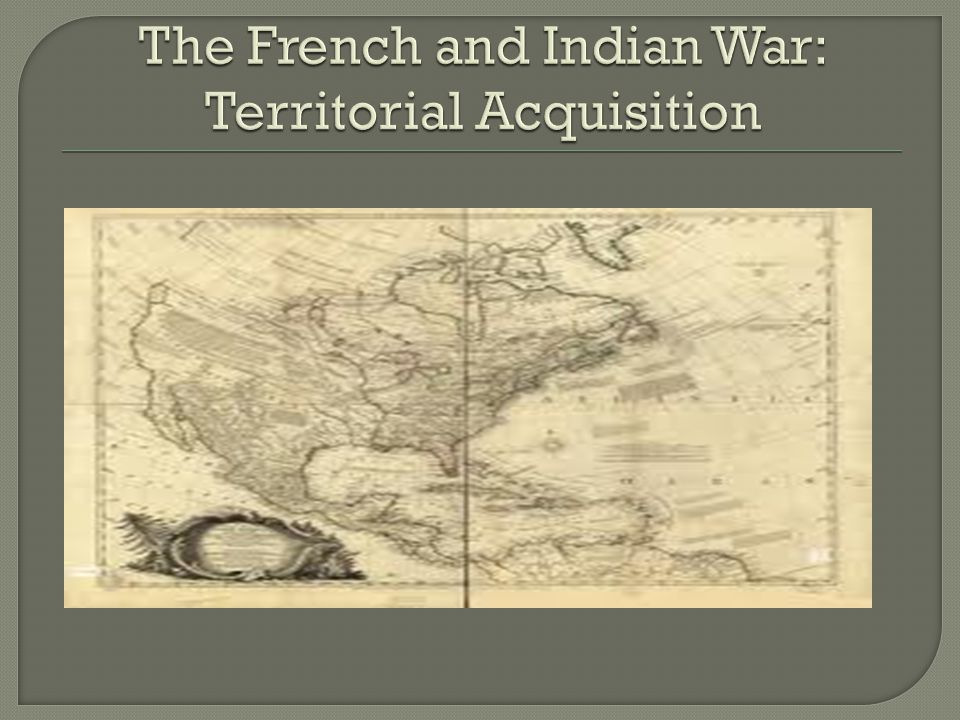  French and Spanish forces cede large amounts of land to England.