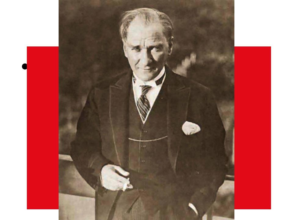 7. Turkey Mustafa Kemal overthrows the weak Ottoman Sultan