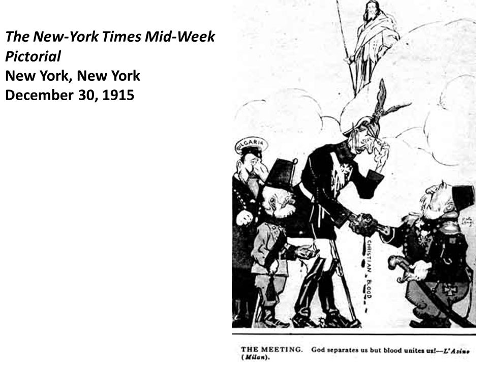 The New-York Times Mid-Week Pictorial New York, New York December 30, 1915