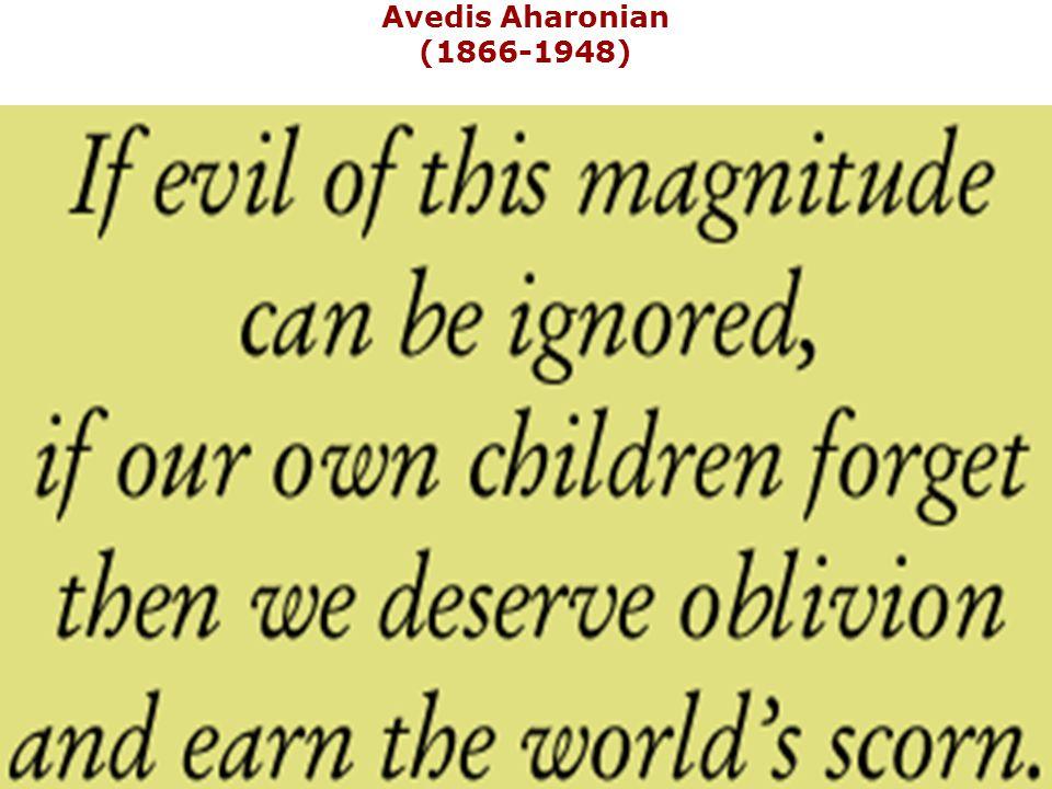 Massacred Armenians. March 16, 1946.