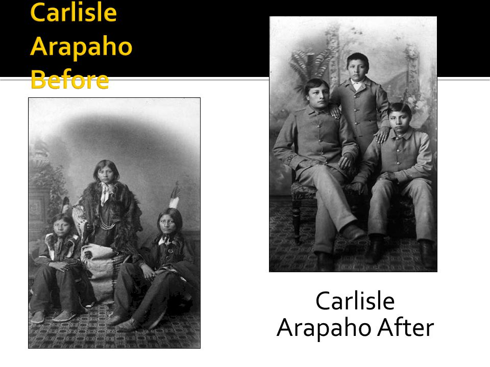 Carlisle Arapaho After